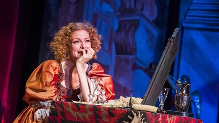 A scene from Nell Gwynn. Picture: Jessica Swale