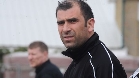Bury Town boss Ben Chenery, who was pleased with his side's gritty performance in a 0-0 draw at Avel