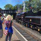 BR No. 76084 at Sheringham station on the North Norfolk Railway. Picture: Ally McGilvray