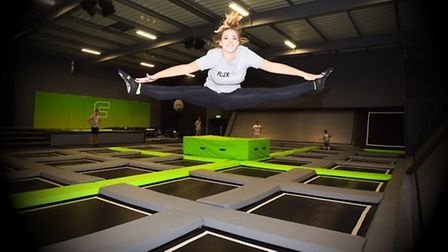 Why not take your mum to Flux Freestyle for Mother's Day. Picture: Gregg Brown