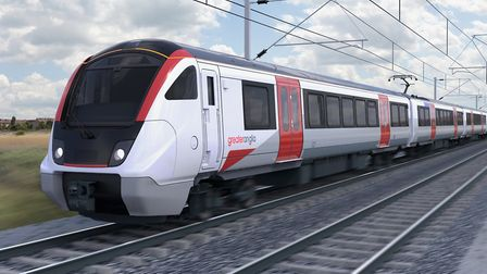 London-bound train delays in Essex this morning due to over-running overnight engineering work (stoc