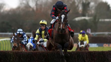 One for Arthur is Terry's Grand National tip