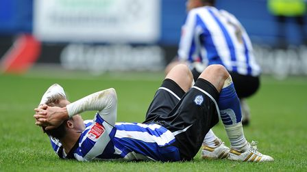 Sheffield Wednesday were relegated to League One in 2011.