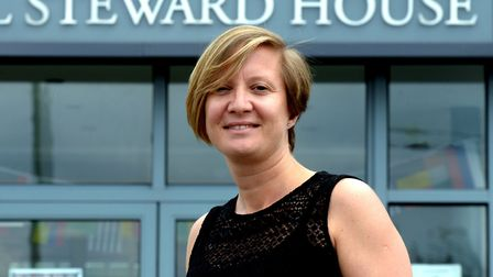 Laura Smith has stepped down as Suffolk FA chief executive