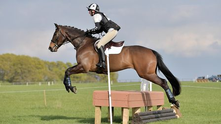 Winner Section N - Carrick Warcraft and Andrea Jansen