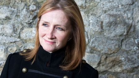 Crime writer Sharon Bolton will be discussing her new book in Woodbridge. Picture: CONTRIBUTED