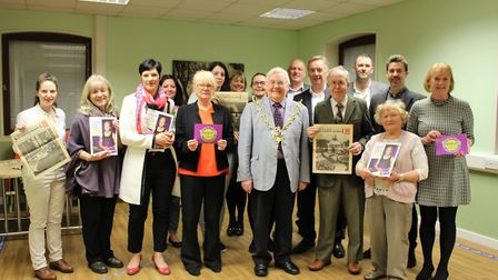 The launch of the Papworth Trust Centenary Club in Ipswich