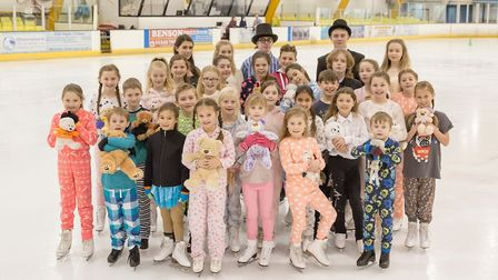 Peter Pan on Ice at the Riverside Ice and Leisure Centre, Chelmsford, to April 16. Photo: Contribute