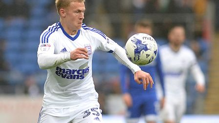 Mick McCarthy has said he is excited to see what a fully-fit Danny Rowe can do. Photo: PAGEPIX