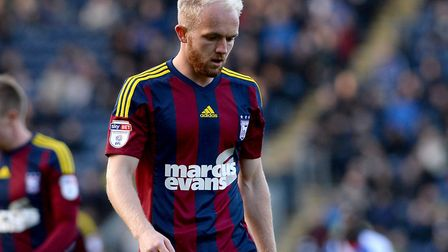 Jonny Williams has seen his third loan spell decimated by more injury misfortune. Photo: PAGEPIX