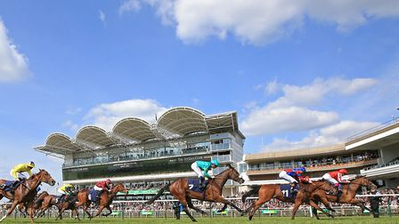 Suffolk - the home of Newmarket Racecourse