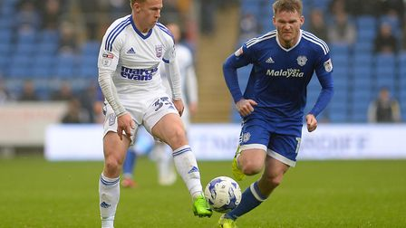 Danny Rowe signed for Ipswich from Macclesfield in January