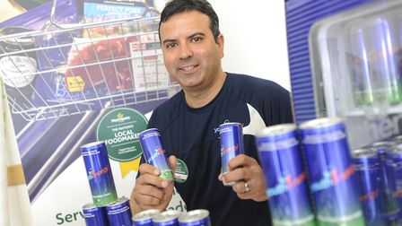 Local suppliers showcased their best food and drink as Morrisons searches for the nation's best loca