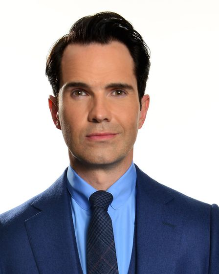 Jimmy Carr - The Best Of, Ultimate, Gold Greatest Hits Tour, The Spa Pavilion, Felixstowe, April 22.