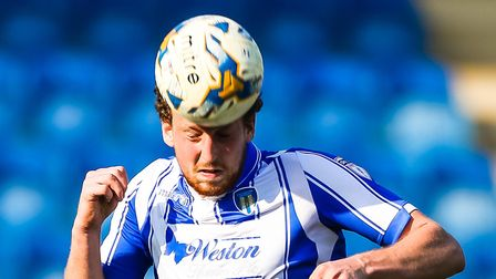 Tom Eastman, fighting fit again after his brief ankle injury. Picture: STEVE WALLER