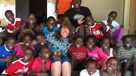 Beverley Steensma recently took a sabbatical to join the choir at their base in Uganda where she saw
