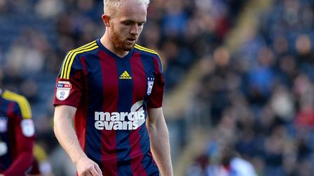Injuries have limited Jonny Williams to one start and seven substitute appearances for Ipswich Town