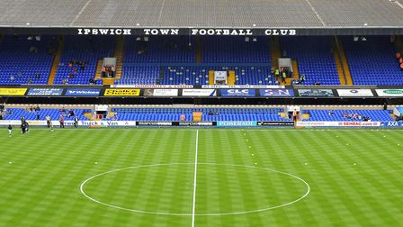 Ipswich Town take on Newcastle United at Portman Road this afternoon