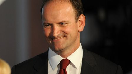 Clacton MP Douglas Carswell. Picture: PHIL MORLEY
