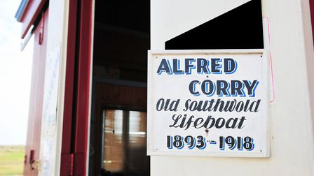 The Alfred Corry Lifeboat Museum has been given permission to expand. Picture: NICK BUTCHER