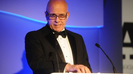 Terry Baxter will again be hosting the EADT Business Awards ceremony this year