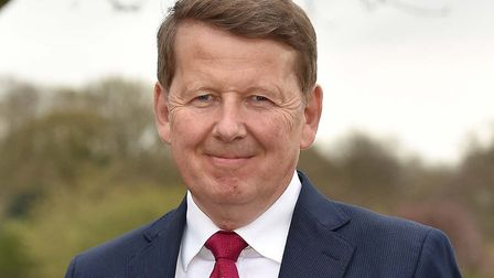 Former BBC Breakfast presenter Bill Turnbull, who will be guest speaker at the EADT Business Awards