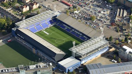Ipswich Town host Sheffield Wednesday at Portman Road today.