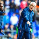 Town manager Mick McCarthy and his assistant Terry Connor have a big job on their hands to turn the