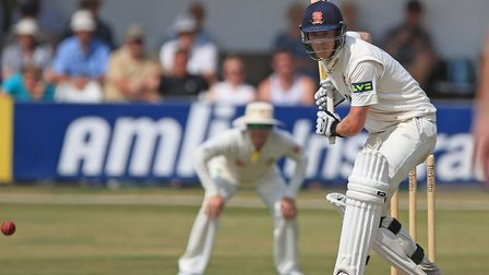 Tom Westley led Essex with 93