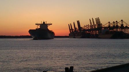 The Port of Felixstowe. Picture: Lee Good/citizenside.com