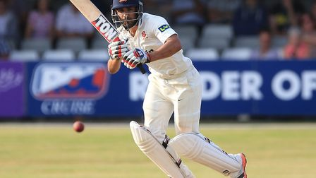 Ravi Bopara, who is 84 not out for Essex after day one of their Championship match against Warwicksh