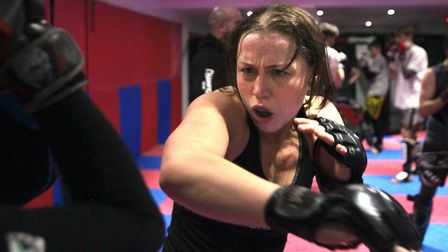 Kerry Hughes returns to action at BCMMA 19 this Saturday