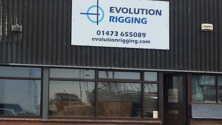 Evolution Rigging is about to celebrate its official opening at the at Suffolk Yacht Harbour on the