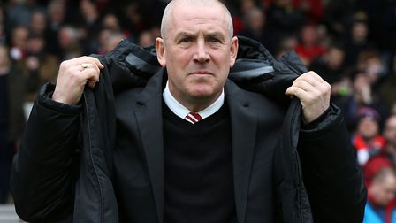 Mark Warburton took over as Nottimgham Forest manager in March.