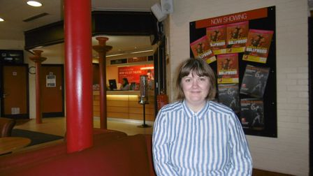 StartEast project director Laura Norman at the New Wolsey Theatre