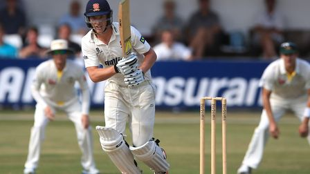 Tom Westley scored a century for Essex. Picture: PA