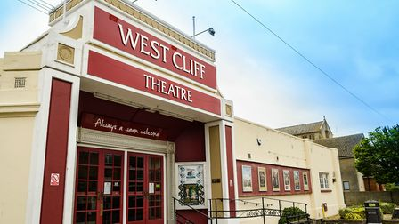 The West Cliff Theatre in Clacton-on-Sea. Picture: SEH BAC