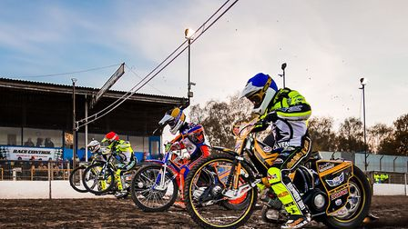 There will be no speedway at Foxhall tonight