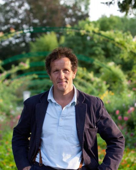 Monty Don will officially open The National Flower Show at Hylands House and Estate. Photo: Dogwood