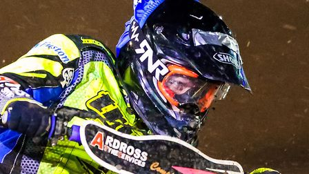 Cameron Heeps. Two rain-offs in 48 hours for Heeps and his Witches team-mates