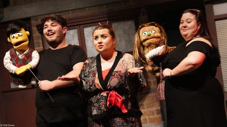 Avenue Q takes the safe world of The Muppets and Sesame Street and transplants it into a dilemma fil