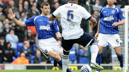 Ipswich Town lose to Millwall, 3-0, on the final day of the 2011-12 season