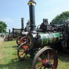 The Woolpit Steam Rally 2016 in full flow. Picture: PHIL MORLEY