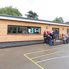 A new building opened at Ixworth Primary School in 2013. Picture: GREGG BROWN