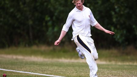 Joe Reed, who top-scored with 65 in Mildenhall's defeat to Cambridge Granta on Saturday. Picture: ST