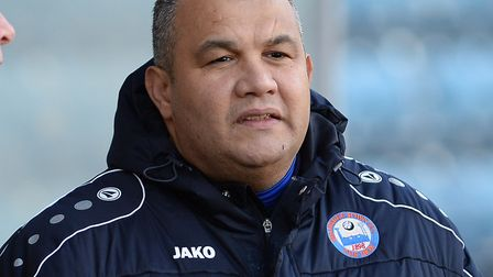 Hakkan Hayrettin, who has parted company with Braintree Town today