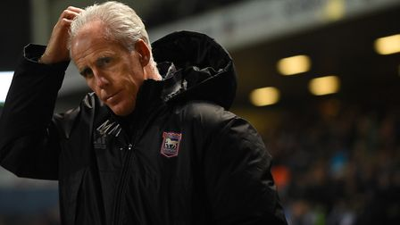 It's been a tough season for all inivolved with Ipswich Town