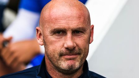 U's boss John McGreal, hoping that his old club Tranmere win the National League play-off final this