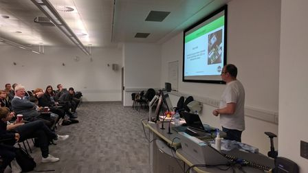 A previous Raspberry Pi event in Ipswich