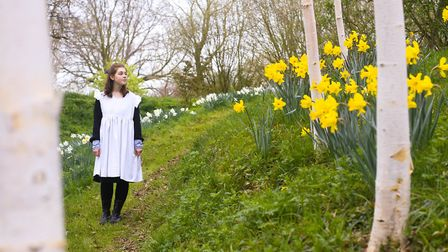 Spinning Wheel Theatre Company present The Secret Garden, various venues, May 26-June 18. Photo: Sam